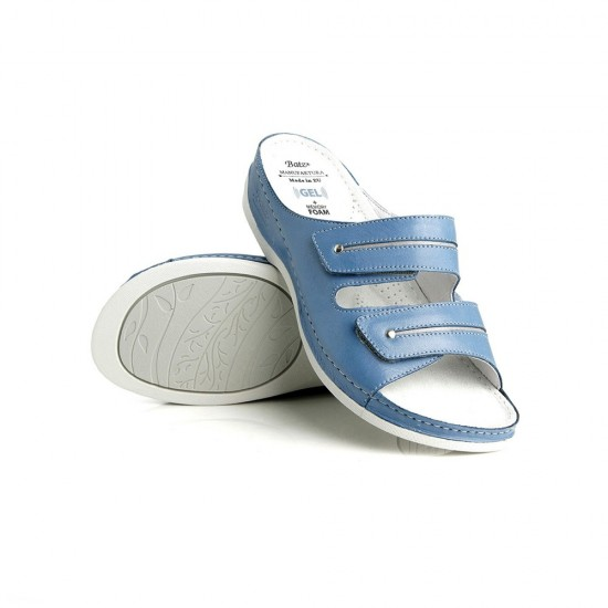 Batz Lia papucs kék
