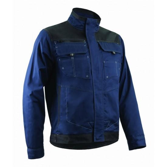 BARVA munkaruha kabát kék