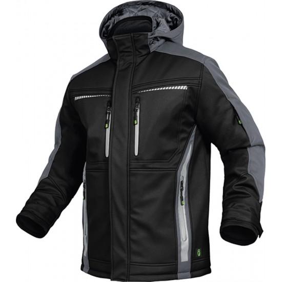 Téli kabát Softshell , hőszigetelő béléssel