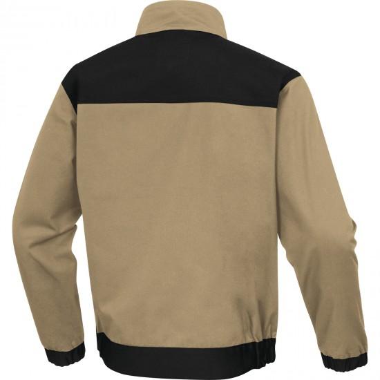 A Mach2 munkaruha kabát bézs