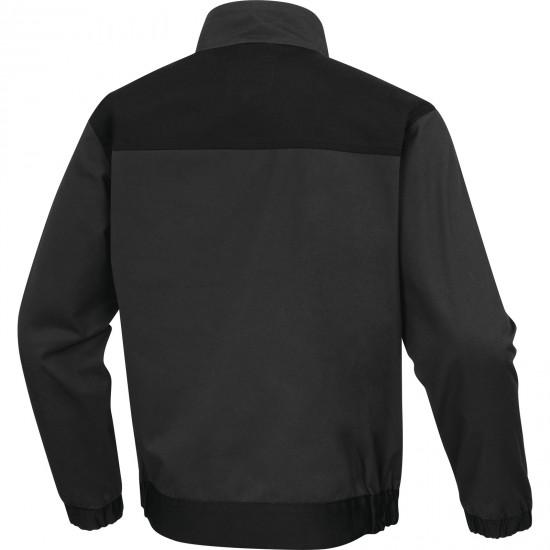 A Mach2 munkaruha kabát sötétszürke