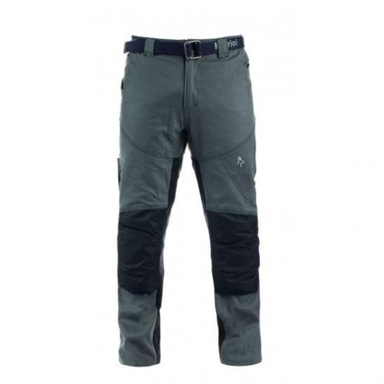 A Kapriol Niger munkaruha nadrág szürke/fekete térdvédővel