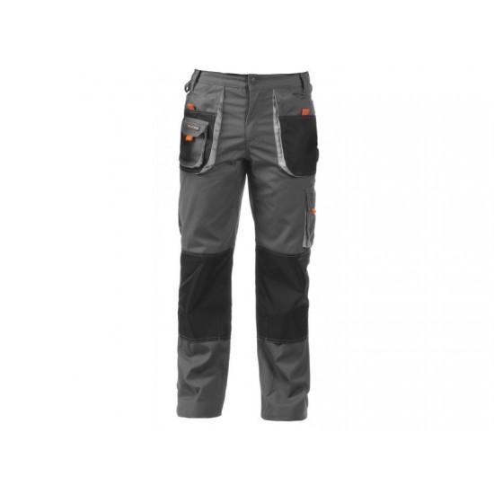 A  Kapriol Smart munkaruha nadrág szürke/fekete