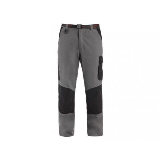 A Kapriol Teneré munkaruha nadrág szürke/fekete