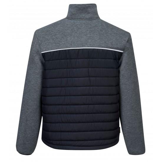 Dx4 Baffle kabát szürke