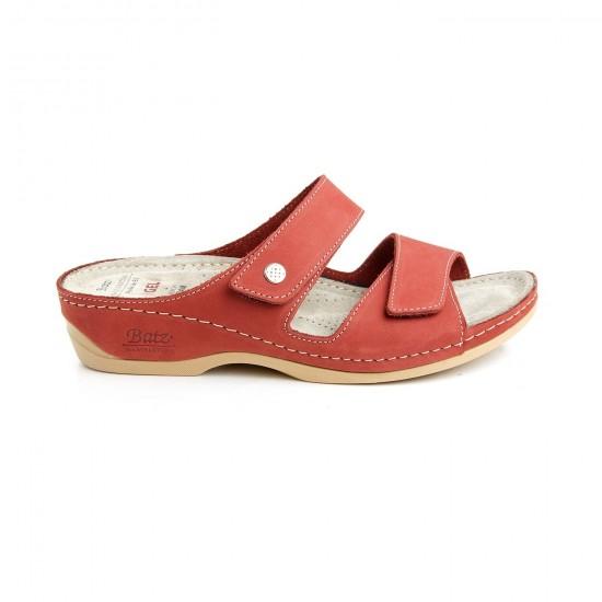 Batz FC06 papucs piros