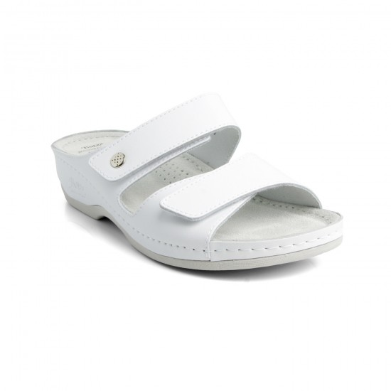 Batz FC06  papucs fehér