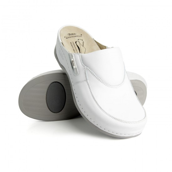 Batz  FC10 papucs fehér