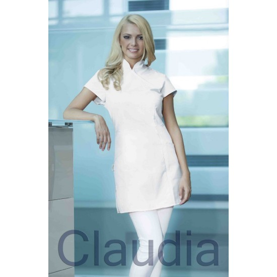 Köpeny női Claudia  ( Tunika ) - fehér